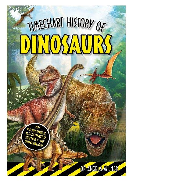 Time Chart History of Dinosaur