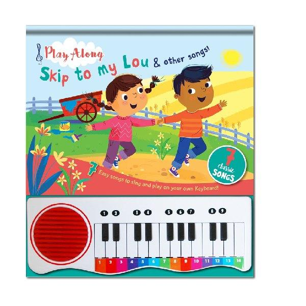 Nursery Rhymes Skip to my Lou  & other Songs Piano Book