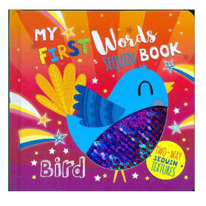 My First Words Sequin Book