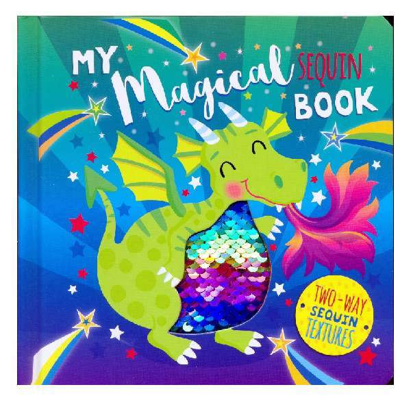 My Magical Sequin Board book