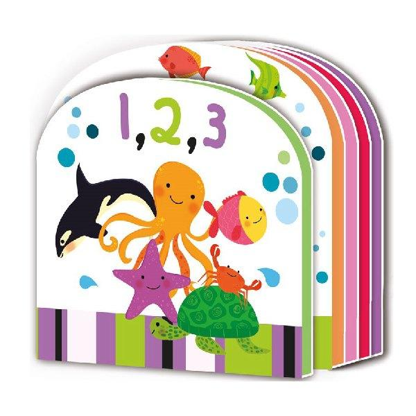 Early Learning Eva Board Counting Board Book