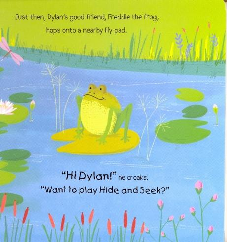 Dylans Adventure Board Book