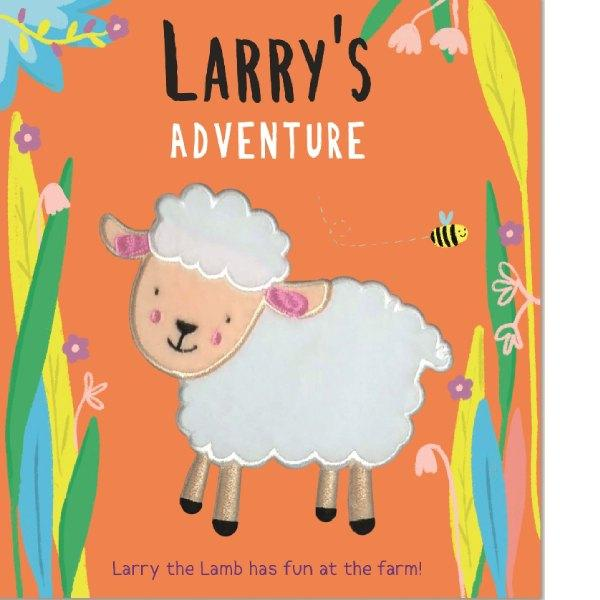 Larrys Adventure Board Book