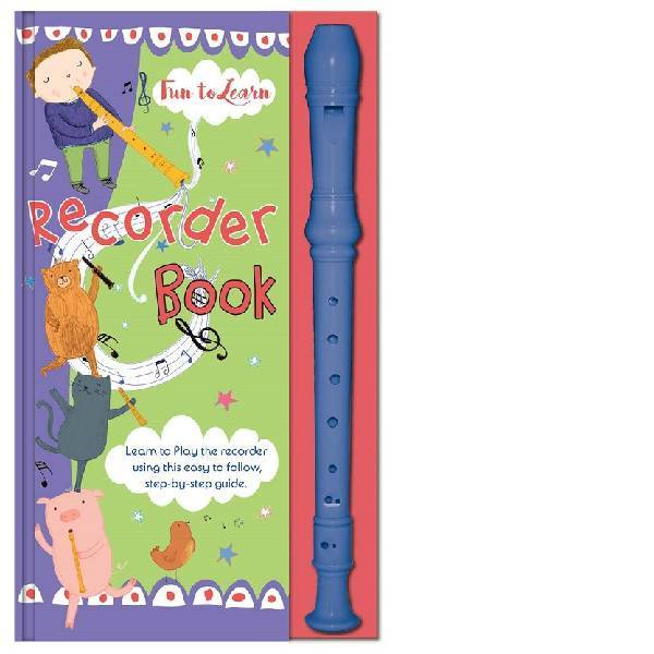 Fun to Learn Recorder Blue