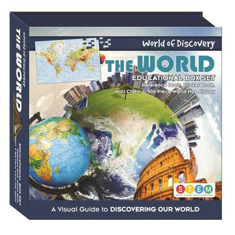 The World Discovery Boxset