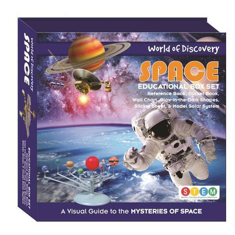World Discovery Space  Boxset