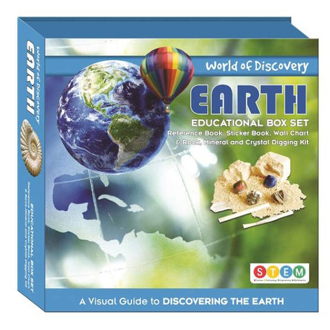 World Discovery  Earth Boxset