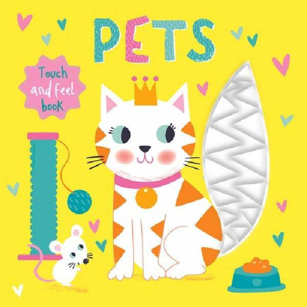 Touch & Feel Pets Board