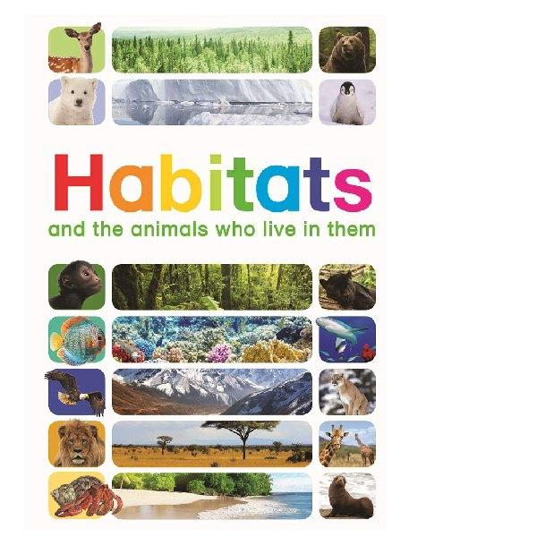 Habitats & the Animals Who Live in Them