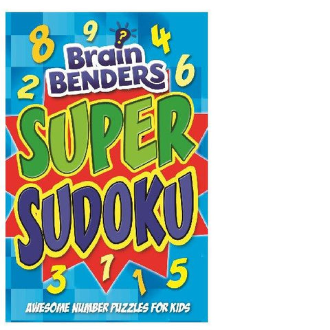 Brain Benders Super Sudoku