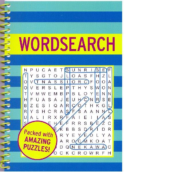 Spiral Puzzles Wordsearch
