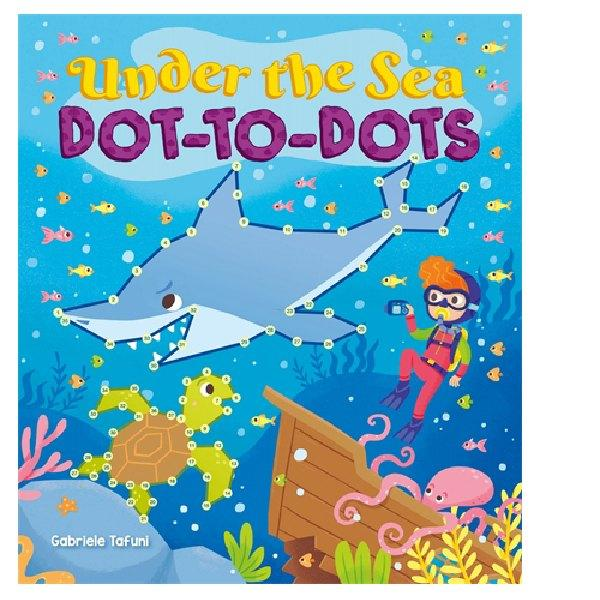 Under the Sea Dot to Dot