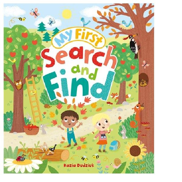 My First Search and Find Book