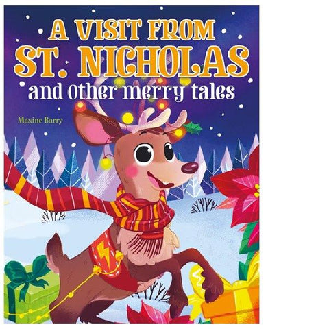 Visit From St Nicholas & Other Merry Tales