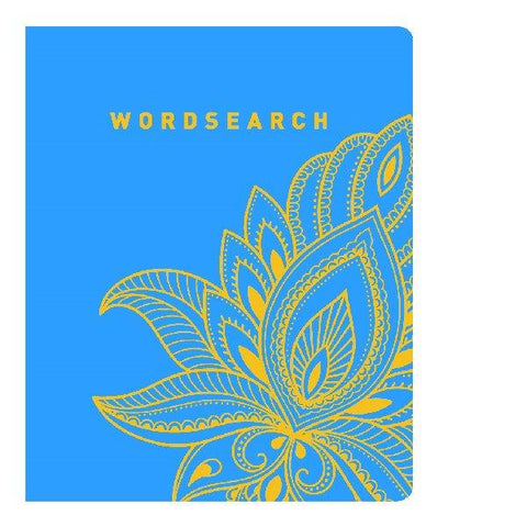 Wordsearch (Mandala Design)