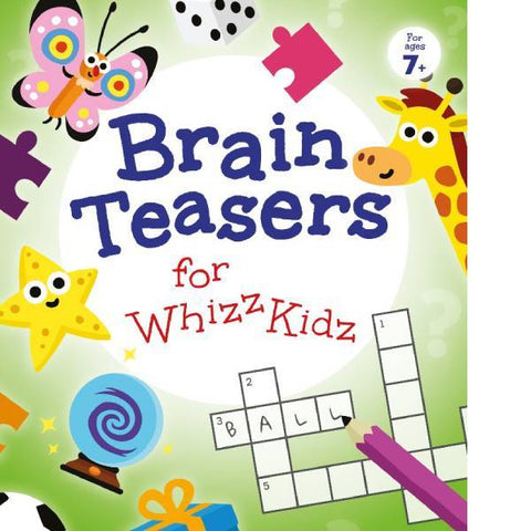 Brain Teasers for Whizz Kidz