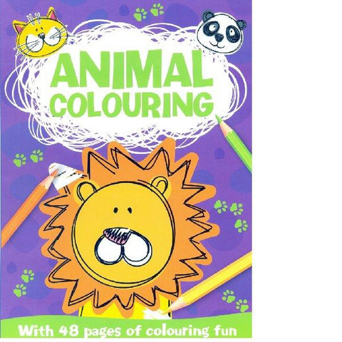 Animal Colouring