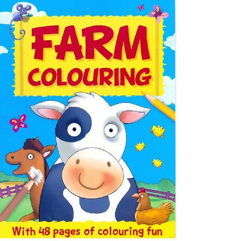Farm Colouring