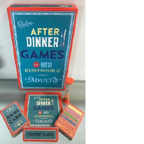 Fabulous After Dinner Games For Adults