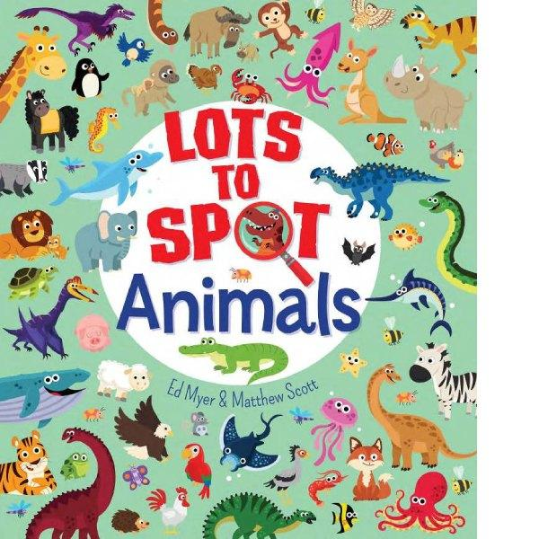 Lots to Spot Animals