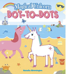 Magical Unicorn Dot to Dots