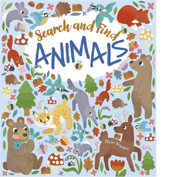 Search & Find Animals