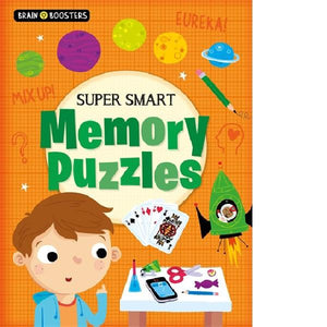 Brain Booster Super Smart Memory Puzzles