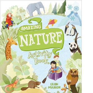 Amazing Nature Activity Book