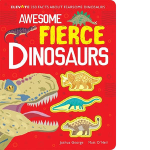 Awesome Fierce Dinosaurs