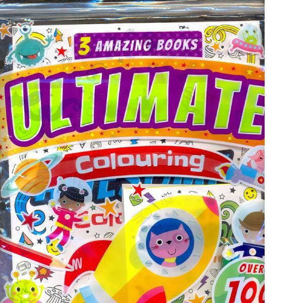 Ultimate Colouring Bag Grab bag