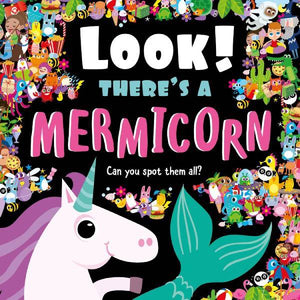 Look Theres A Mermicorn