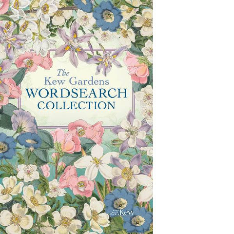 Kew Gardens Wordsearch Collection