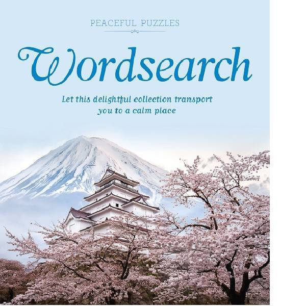 Peaceful Wordsearch Puzzle
