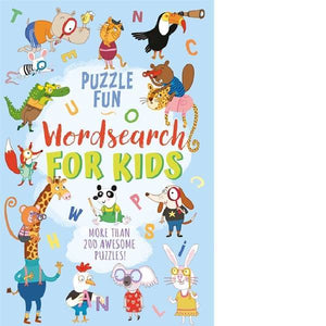 Puzzle Fun Wordsearch For Kids