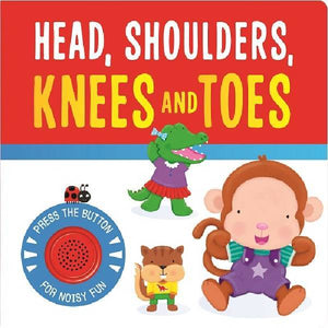 Head Shoulders Knees Toes Sound Book