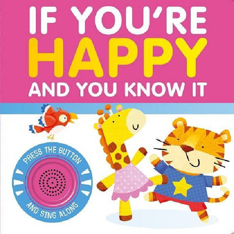 If Your Happy And You Know It Sound Book