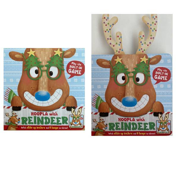 Hoopla With Reindeer