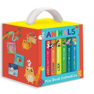 Animals First Learning Boxset Collection