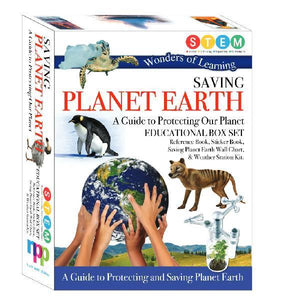 Saving Planet Earth Boxset