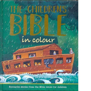 The Childrens Bible in Colour