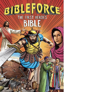 Bibleforce The First Heroes