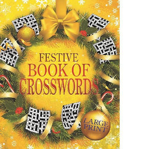 Festive Book Of Crossword