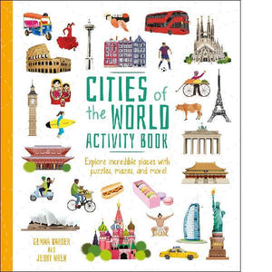 Cities of the World Activity Atlas