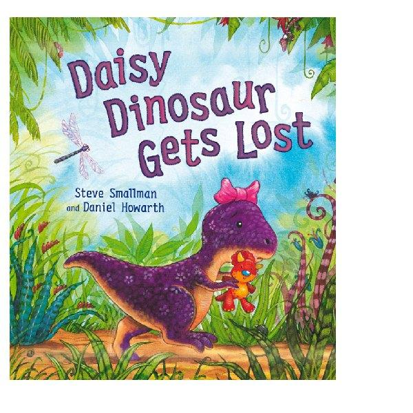 Daisy Dinosaur gets Lost - FSC Certified