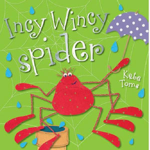 Incy Wincy Spider Picture Storybook