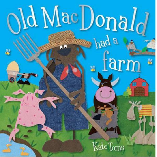 Old MacDonald had a Farm Picture  Storybook