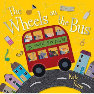 The Wheels on the Bus Picture Storybook