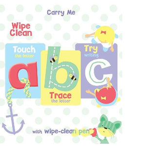 ABC Wipe Clean Carry Handle