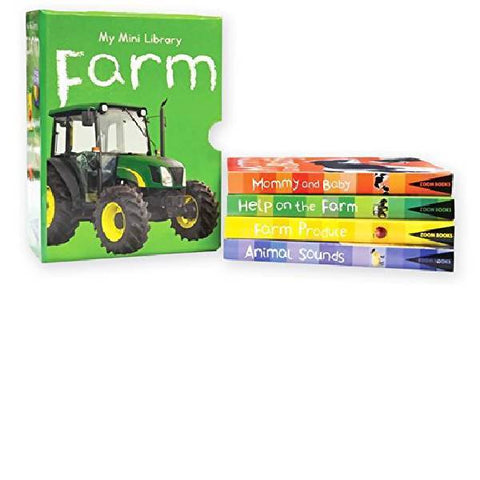 My Mini Library Farm Boxset