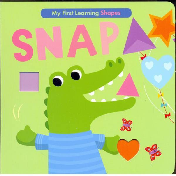 My First Learning Shapes Snap